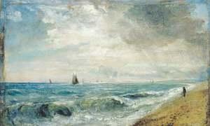 GALLERY: CONSTABLE'S GLITTERING SEAS