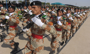 With special powers gone, Rangers will only provide 'backup support' to Sindh govt
