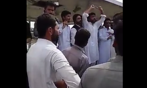 New video shows Mashal's killers celebrated lynching, pledged to conceal shooter's identity