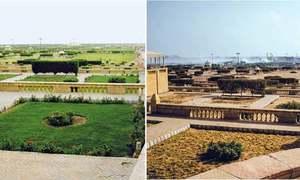 کراچی کے سرسبز پارک لالچ اور کاروبار کی نذر