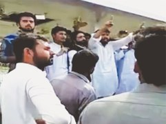 New video shows Mardan mob vowed not to identify shooter