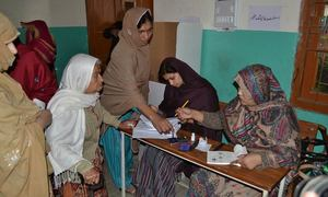 Over half a million women in Balochistan not registered as voters