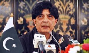 Nisar rejects notion that SC verdict is a 'split decision'
