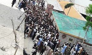 Mob attacks man in Chitral accused of making 'blasphemous remarks'