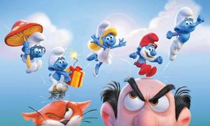 Smurfs — The Lost Village