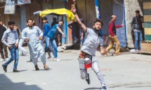 Indian civil society group warns of losing 'legitimacy' in Kashmir