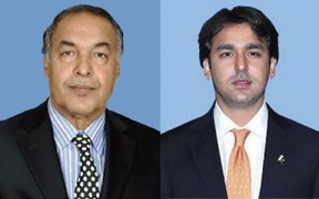 Former minister, son of ex-PM indicted in ephedrine case