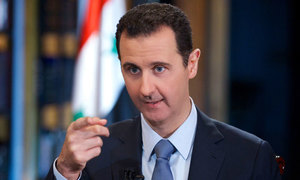 Assad is not the only one 'responsible' for rise and deeds of IS