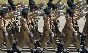 Saudi Arabia has not formally requested deployment of Pakistani troops: army