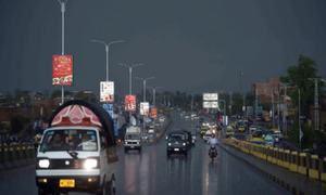 Three killed as windstorm hits Bajaur, Dir