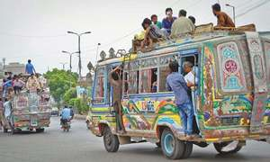 Only 165 of 446 bus routes functional in city, govt tells SHC