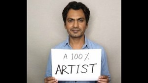 Nawazuddin Siddiqui says that he is an artist above everything else