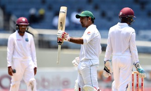 First Test: West Indies rue missed chances as Pakistan take control
