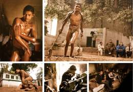 Exhibition portrays life in the alleys and bazaars of Lahore