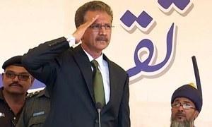 میں کراچی کے لیے جنگ لڑ رہا ہوں: وسیم اختر