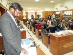 Mansehra council okays Rs8.5 billion revised budget