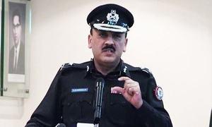 پولیس سماج دشمن عناصرکے عزائم ناکام بنانے میں مصروف: آئی جی سندھ