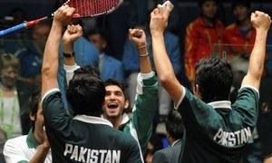 بھارت کے تاخیری حربے، پاکستانی اسکواش ٹیم ایونٹ سے محروم