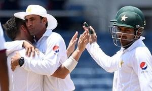 پہلے ٹیسٹ میں فتح، پاکستان کو سیریز میں 1-0 کی برتری