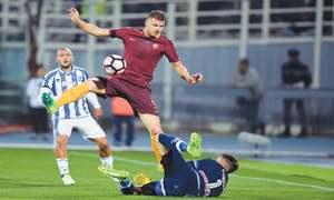 Four-goal Roma condemn Pescara to Serie B