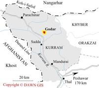Roadside bomb attack on van kills 14 in Kurram