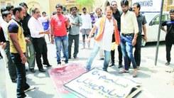 Ad film set vandalised in Jaipur for recreating Pakistan
