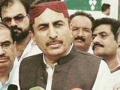 Ismail Rahu joins PPP, complains of 'neglect' by PML-N