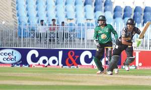 Ton-up Fakhar leads strong Balochistan onslaught