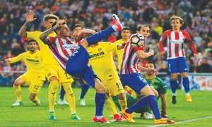 Soriano hands Villarreal shock win at Atletico