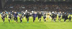 Angers reach 'dream' first Cup final in 60 years