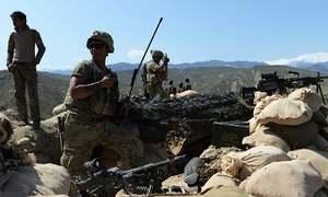 Two US troops killed fighting IS in Afghanistan