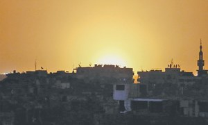 Israel bombs arms depot near Damascus, intercepts 'target' from Syria