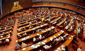 PTI moves motion in NA for debate on Panama case verdict