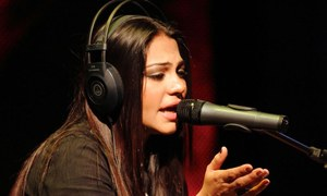 On the road with Pakistani folk singer Sanam Marvi in America