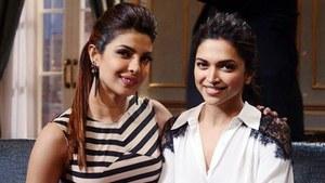 I have no problem being compared to Deepika: Priyanka Chopra