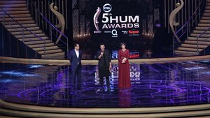 Sang-e-Mar Mar and Udaari win big at the Hum Awards 2017