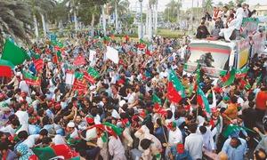 Sharif has no justification to keep office, says Imran