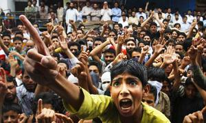 India is losing Kashmir in the virtual world like it is in the streets