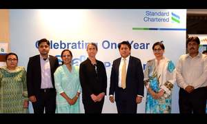 Standard Chartered Pakistan's 'Goal' completes a year
