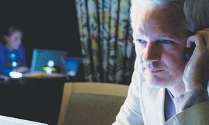Risk offers an unsettling portrait of WikiLeaks founder