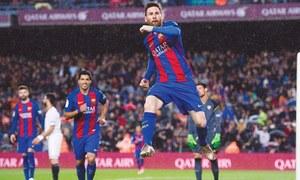 FOOTBALL: THE MAESTRO FROM ROSARIO