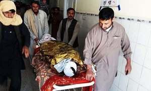 چمن:افغان فورسز کاایف سی اہلکاروں پر حملہ، 12 افراد جاں بحق