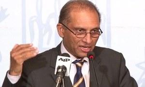 پاکستانی سفیر کی امریکا سے افغانستان کے معاملے پر گفتگو