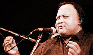 From the archives: a candid conversation with musical maestro Nusrat Fateh Ali Khan