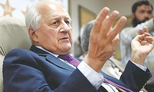 PCB to ensure allocation of high-profile matches to Karachi: Shaharyar