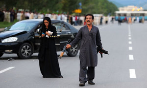 Islamabad standoff: Muhammad Sikander handed 16-year sentence