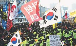 South Korea just showed the world how to do democracy