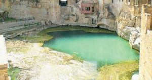 Fabled pond of Katas Raj drying out, again