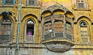 Walking through Rawalpindi's Bhabra Bazaar was a journey into a majestic past