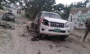 مستونگ: ڈپٹی چیئرمین سینیٹ کےقافلے کےقریب دھماکا،25 جاں بحق